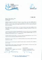 Courrier AML Chambre interdépartementale des Notaires (08 03 2021)